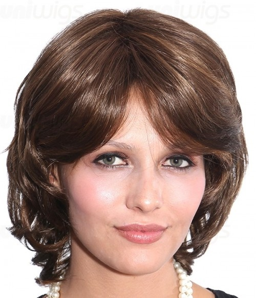 Eileen Synthetic Capless Wig