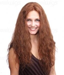 Nova Remy Human Hair Lace Front/Mono Glueless Wig