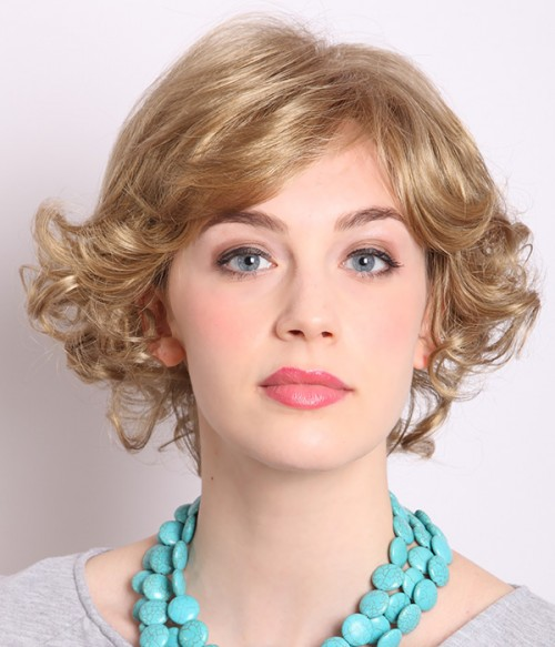 Chantal Synthetic Capless Wig