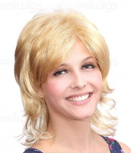 Cherish Synthetic Capless Wig