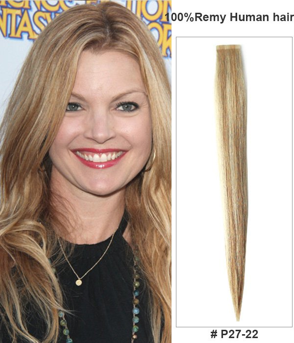 16 Tape Hair Extensions Pinao Colors