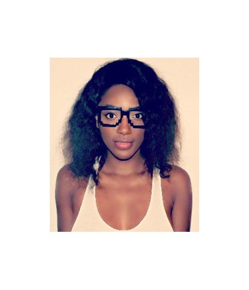 Jerry Curl Indian Remy Human Hair Full Lace Wig