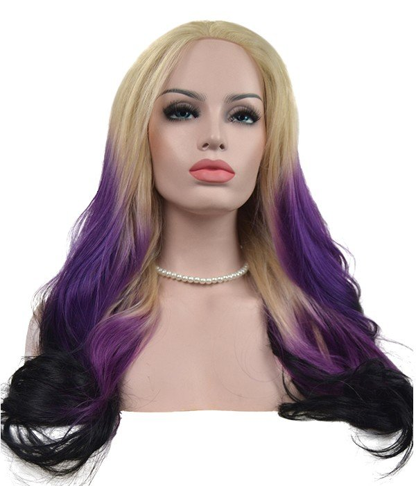 Futura Synthetic Lace Front Wigs 37