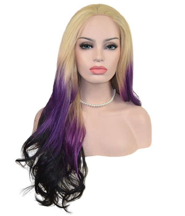 Futura Synthetic Lace Front Wigs 36