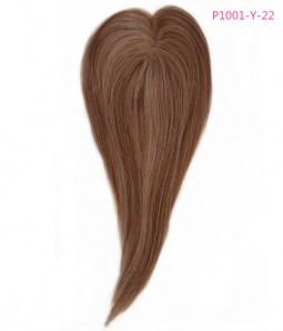 Charm Remy Human Hair Top Hairpiece