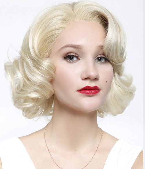 Marilyn Synthetic Lace Front Wig