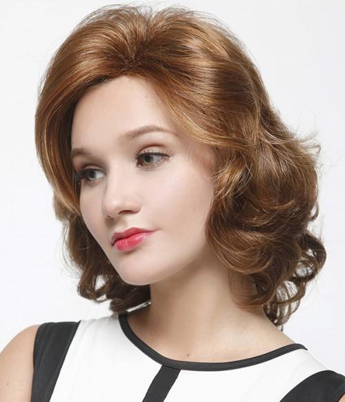 Caroline Synthetic Capless Wig