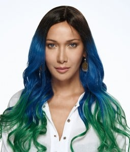 Christen- Remy Human Hair U Part Lace Front Wigs
