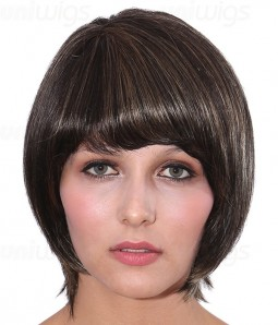 Abby Synthetic Mono Wig