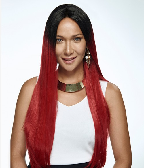 Spirito Synthetic Lace Front Wig