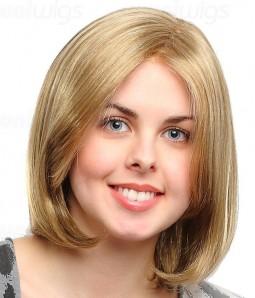 Ingrid  Synthetic Mono Wig