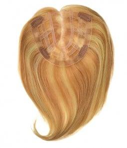 Carry Remy Human Hair Top Hair Piece