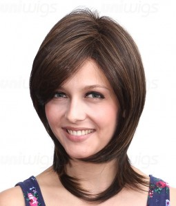 Whitney Synthetic Capless Wig
