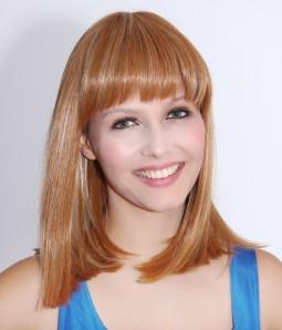 Beth Synthetic Mono Wig