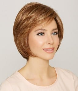 Liz | Synthetic Wig | Traditional Cap | Short Round Bob