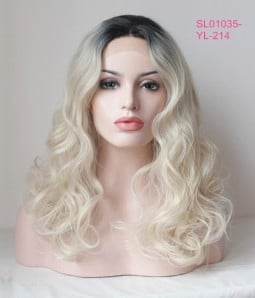 Lucy Synthetic Lace Front Wig