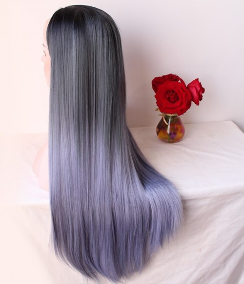 Vincy Synthetic Lace Front Wig
