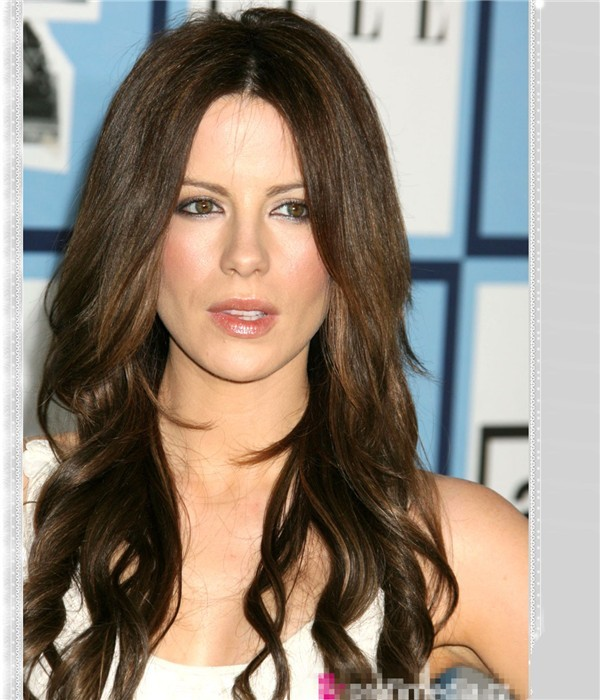 Kate Beckinsale Without Hair Extensions Kate Beckinsale Wave V...