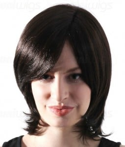 Allie Synthetic Mono Wig