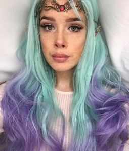 Dolce Synthetic Lace Front Wig