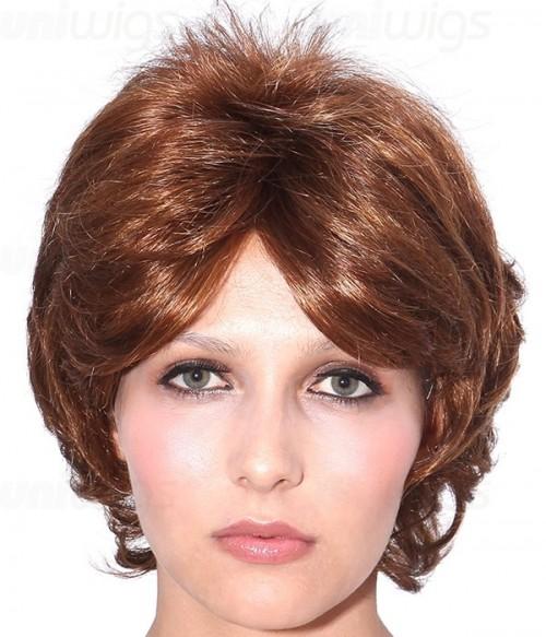 Aimee Synthetic Mono Wig