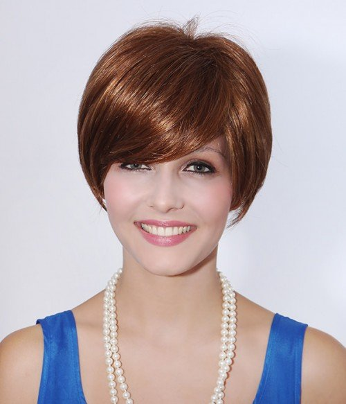 Miley Synthetic Lace Front Wig