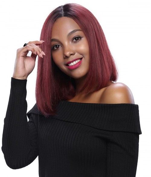Hailey Bob Style Lace Wig