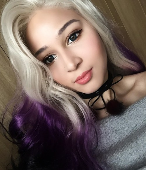 Allison Futura Synthetic Lace Front Wig