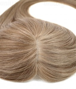 """6""""*6"""" Upgrade Claire Remy Human Hair Topper"""