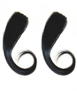 Anita No-track Clip in Hair Piece