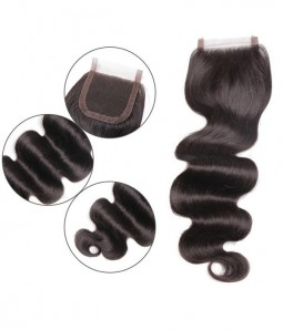 "4""*4"" Body Wave Lace Closure"