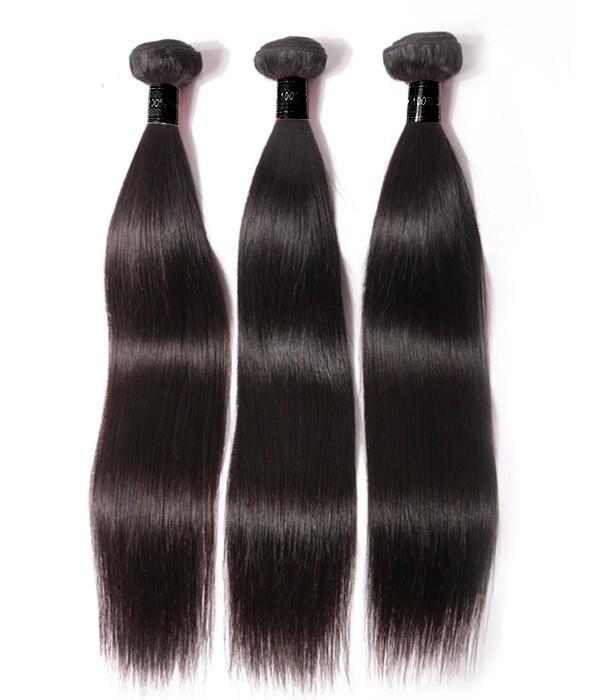 3 Bundles Straight Virgin Remy Hair Weave Uniwigs Official Site