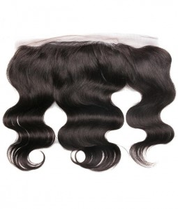 13x4 Body Wave Lace Frontal Closure With Baby Hair