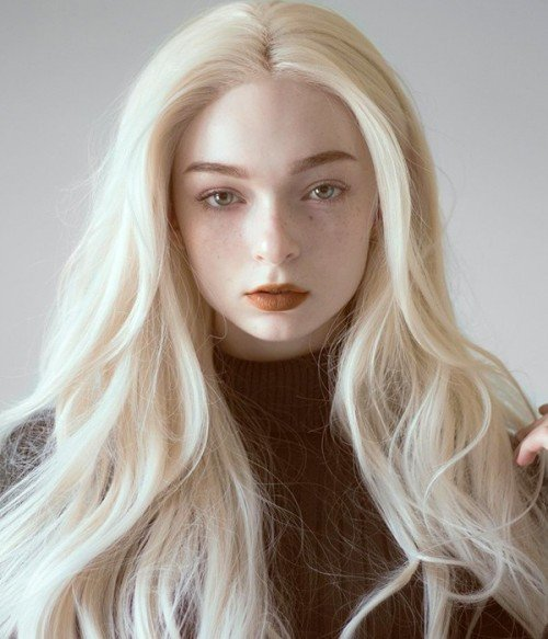 Becky Synthetic Lace Front Wig
