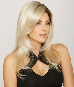 Carrie | Lace Front Synthetic Wig | Long Layered Style