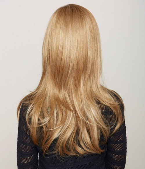 Color: #01R Almond Frost | Ash Blonde Highlight with Dark Beige Blonde