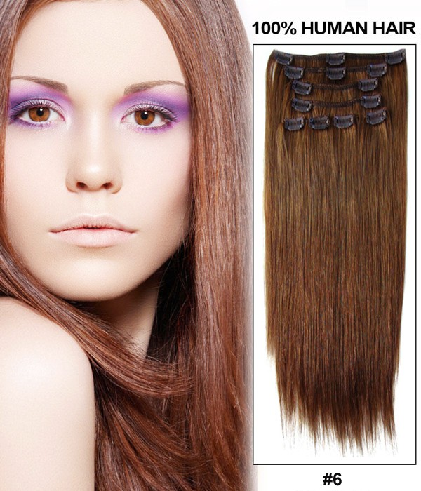 20quot clip in extensions
