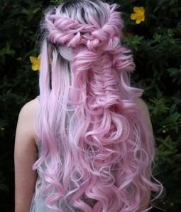 Wigs colorful lace front wigs colored ombre wigs hot - Video hot diva futura ...
