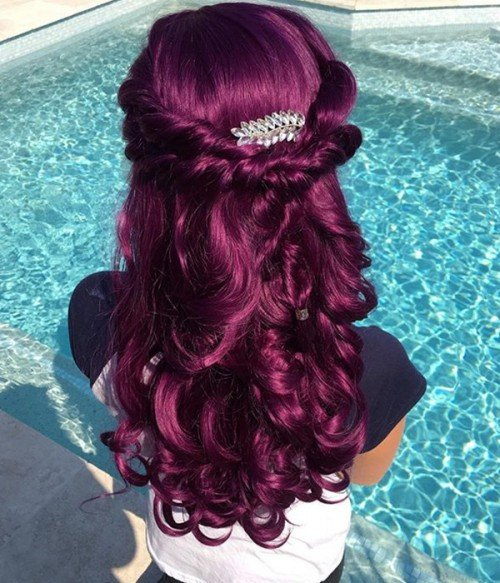 Mystique Purple
