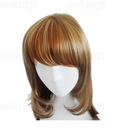 Juice Synthetic Clip-in Bang