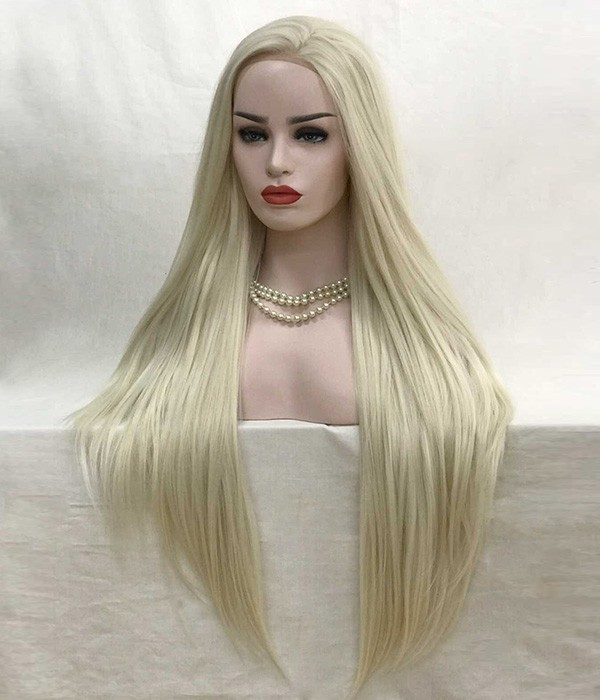 Becky Synthetic Lace Front Wig Straight Version Uniwigs Official