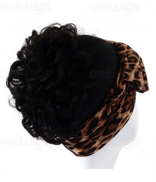 Nicki Synthetic Pull-Thru Hairpiece