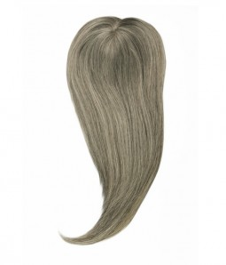 Hair topper human hair toppers uniwigs uniwigs 66 claire 70 grey virgin remy human hair topper pmusecretfo Image collections