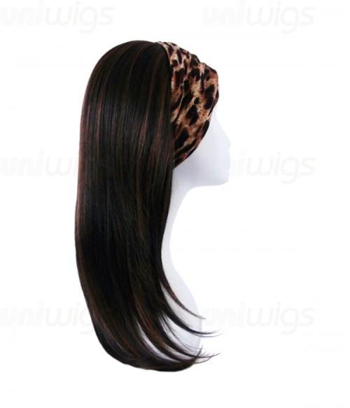 Audrey Synthetic Half Wig