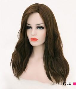 """8.5""""*9"""" Melanie Virgin Remy Human Hair Mono Topper"""