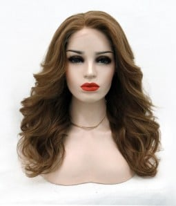 Bree - Remy Human Hair Lace Front/ Mono Top Wig