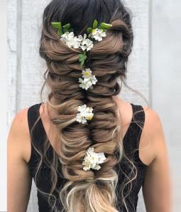Golden Chestnut - Curls Version