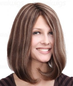 Reese Remy Human Hair Lace Front/Mono Glueless Wig