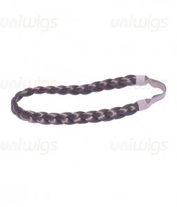Abigail synthetic Braided Band