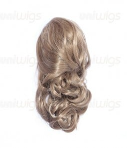 Daphne Synthetic Clip Ponytail